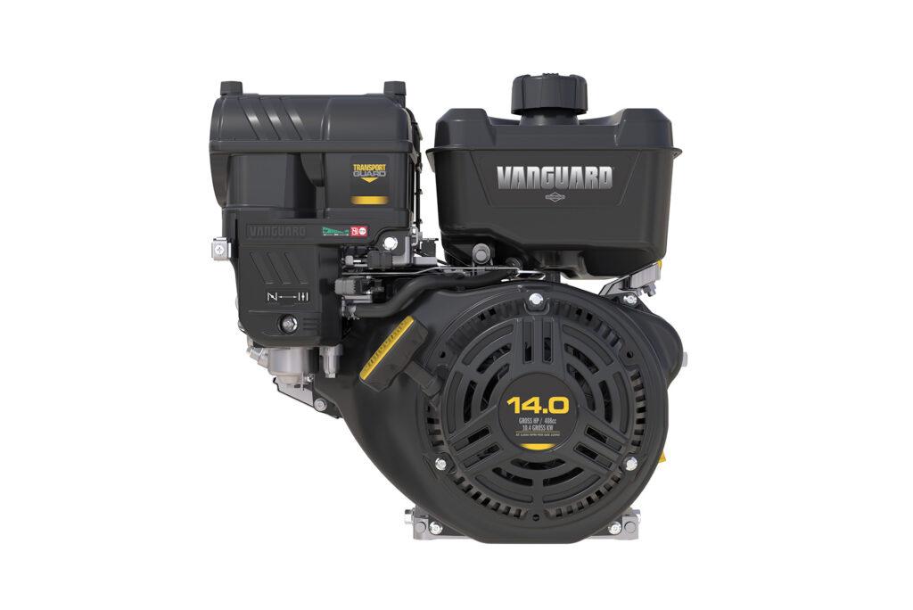 Vanguard Motoren reduzieren die Gesamtbetriebskosten und die Umweltbelastung bei Mietflotten
